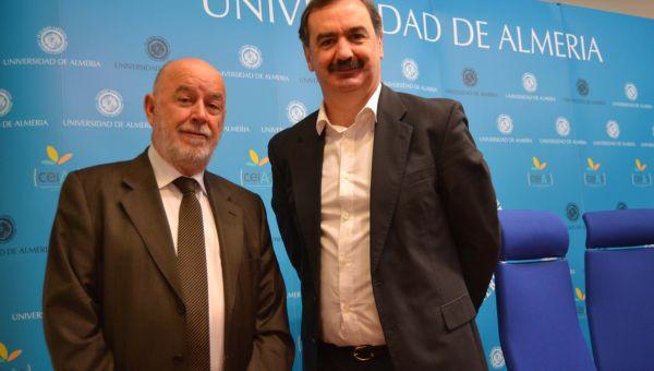 Pedro Molina y Luis Collado