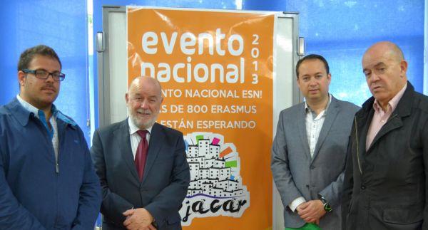 Presentación encuentro Erasmus