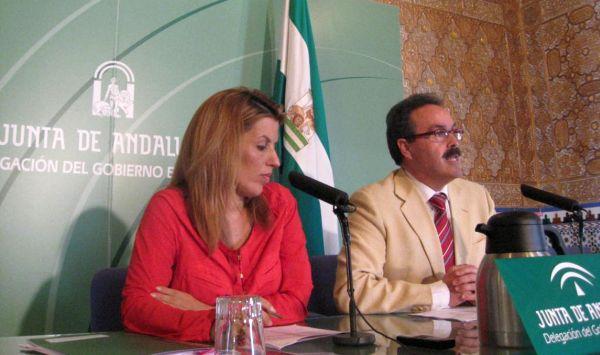 Sonia Ferrer y Alfredo Valdivia