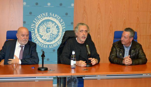 Fernando Trueba en la UAL