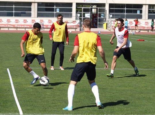 entrenamiento almeria