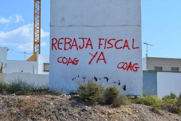 COAG pide la publicación urgente de la reducción fiscal con el 0,09 para agricultores