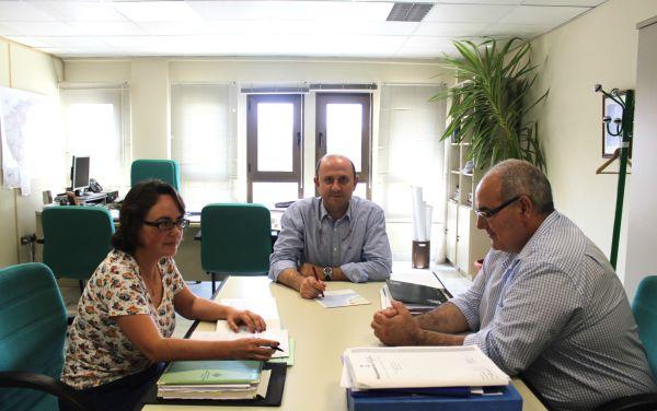 061713 reunion colegio ingenieros tecnicos agricolas almeria