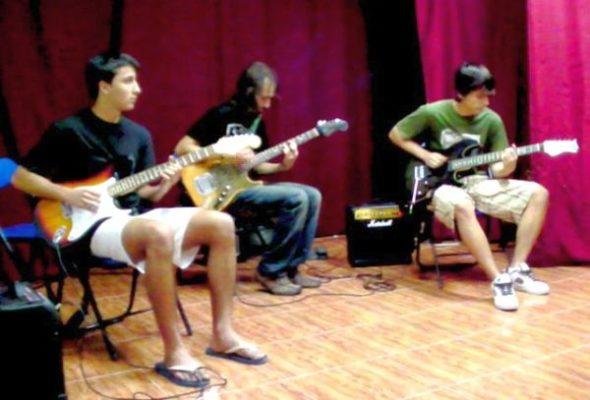Audicion taller guitarra pasada edición