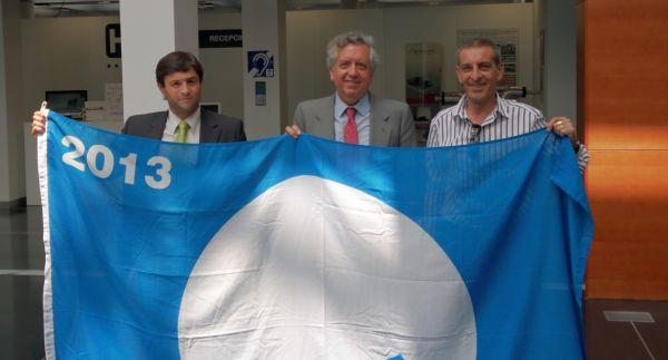 Banderas azules Roquetas