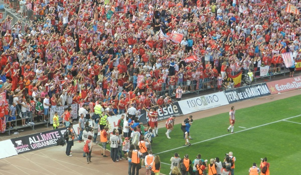 La UDA sube a Primera División ascenso a la Liga BBVA