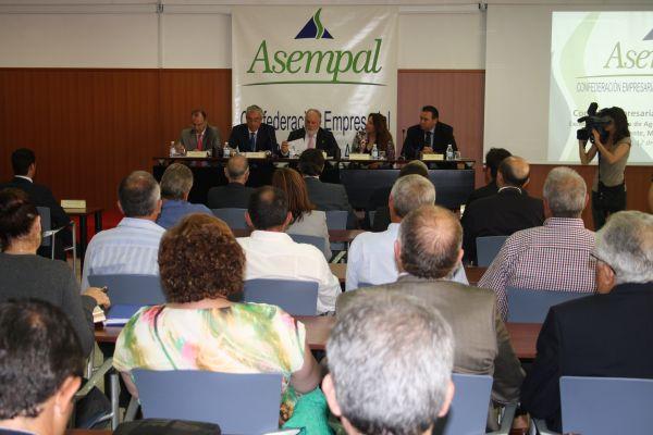 Ministro Consejo Asempal
