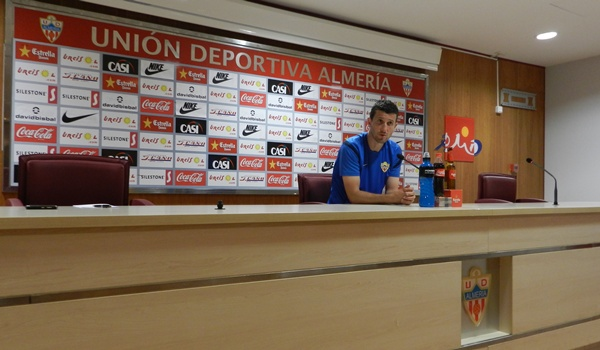 UD Almería busca el ascenso a Primera División