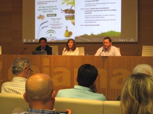 Jornadas III plan andaluz agricultura ecologica Directora General. 26-06-2013 (2)