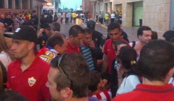 Sube a Primera el Villarreal y la UDA a promoción