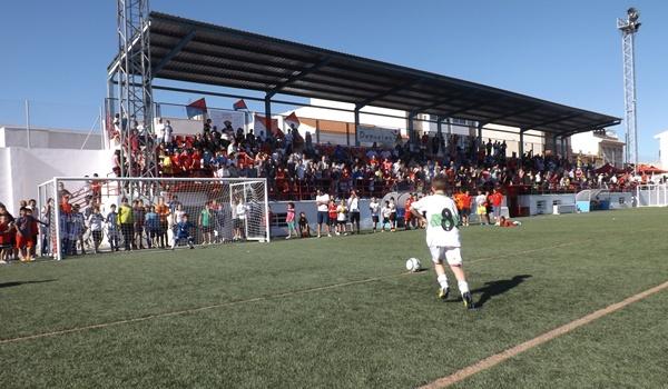 Equipos de Primera como Elche y Granada en Huércal Overa