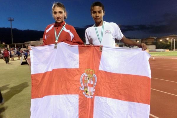Campeonato de Andalucía de Atletismo categoría infantil