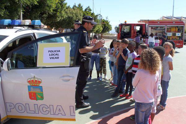 Policia Local Vícar