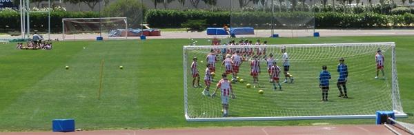 La UD Almería es de Primera y prepara a su cantera