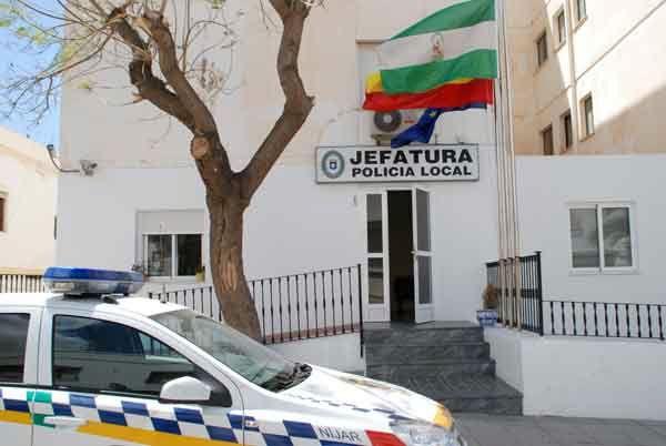 jefatura-Policía-Local-Níjar