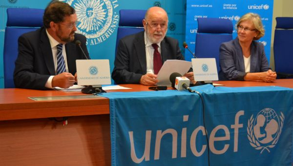 presentación informe UNICEF