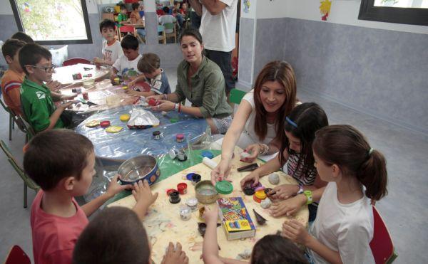 Carolina Lafita Escuela Verano