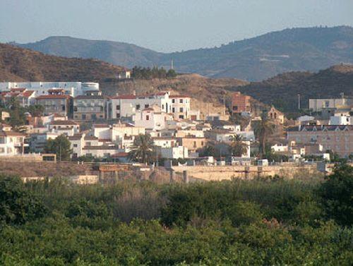Urbanismo aprueba legalizar las viviendas que se ubican fuera de los límites urbanos de Arboleas