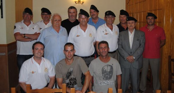 Asociacion de veteranos paracaidistas Almería - Granada