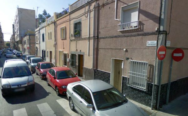 Calle Campoverde