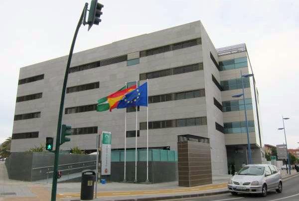La ciudad de la justicia de almer a premio arco del - Colegio arquitectos almeria ...