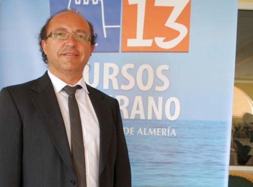 Francisco Egea Director curso