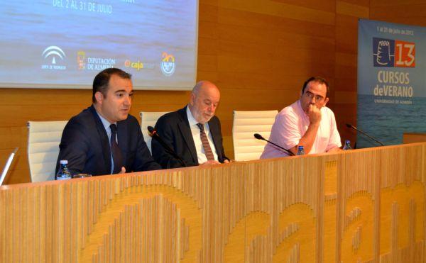 Inauguración curso verano gestión bancaria