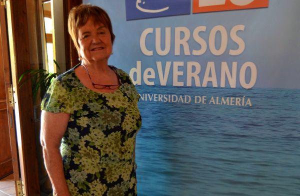 Isabel Mijares curso vino Laujar