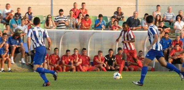 UD Almería juega en Murcia su primer partido de pretemporada y lucha contra el Alzheimer