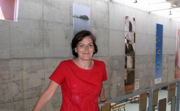 Marta García, curso ELE