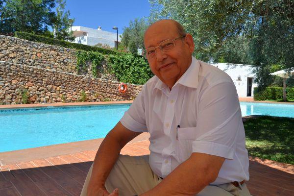 Marcos Zenon director curso verano Laujar