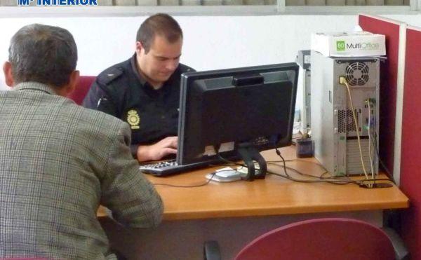 Detenido por simular ser v ctima de un robo en su negocio for Oficina de denuncias