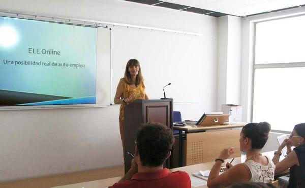 Olalla Torres, profesora Universidad Murcia