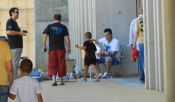 La UD Almería inicia su campaña de abonos