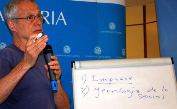 Santiago Lopez Petit curso Politica y movimientos sociales