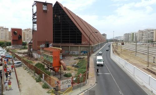 Soterramiento de la ciudad de Almería y petición de Bien de Interés Cultural