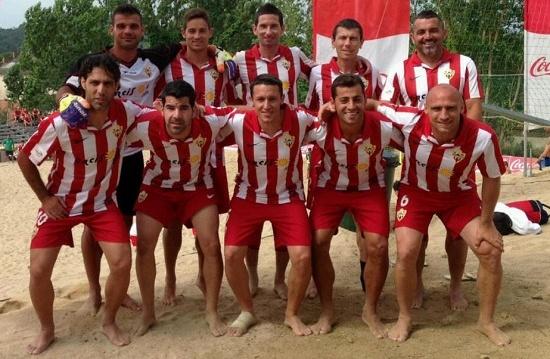 Liga Nacional disputad en Lloret de Mar (Girona)