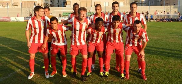 UD Almería juega ante el Águilas contra el Alzheimer
