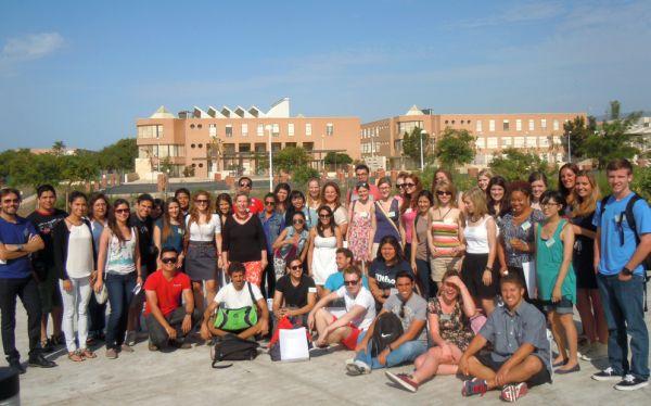 alumnos internacionales UAL