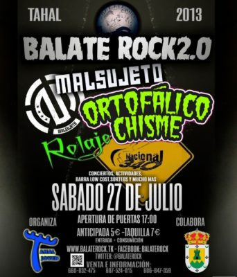 Cartel Balate rock