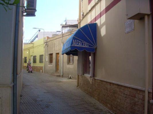 calle Zaragoza Pechina