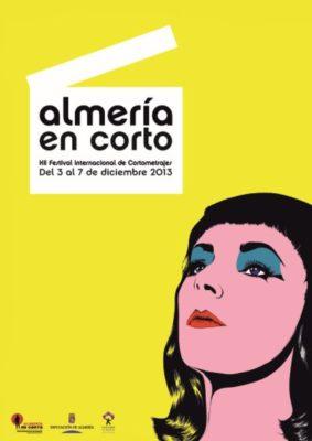 Almería en corto, cartel 13