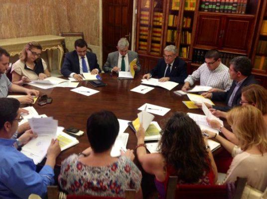 foto comisión provincial pfea