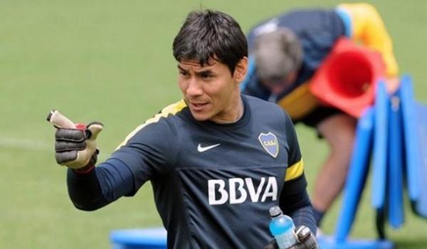 La UD Almería lo ficha de Boca y antes estuvo en el Getafe