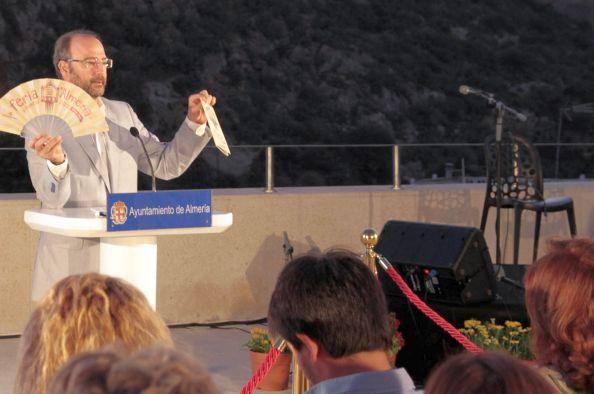 Alcalde presentacion Feria