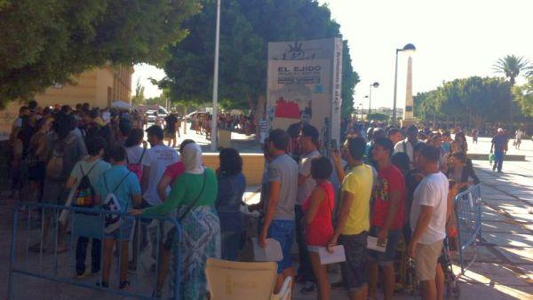 Casting Exodus El Ejido