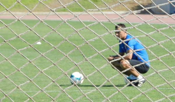 La UD Almería se prepara para debutar en Liga BBVA