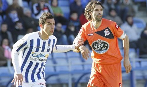Fichaje de la UD Almería B para jugar en el grupo IV de Segunda División B