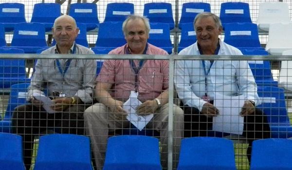 El presidente de la UDA habla ya de arbitrajes en Primera División