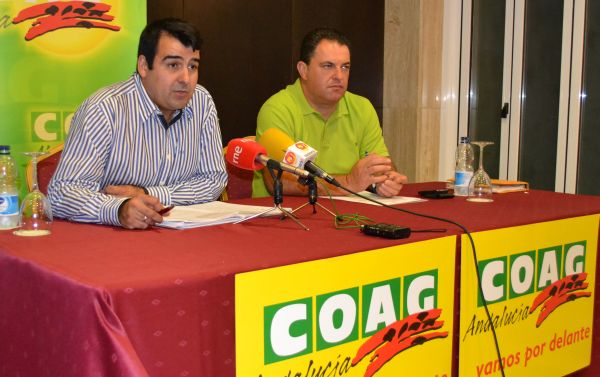 Andrés Góngora y Antonio Moreno